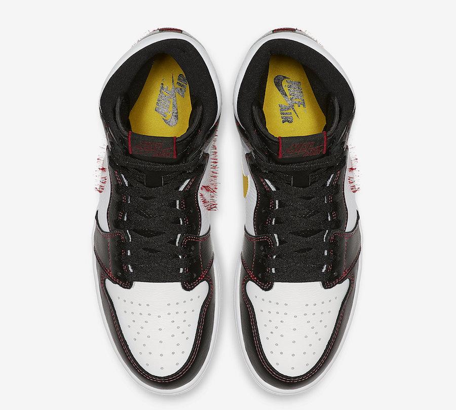 Air Jordan 1 Retro High OG ''Defiant'' ''Tour Yellow''