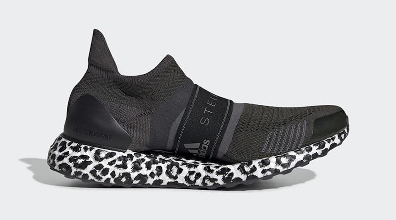 Stella McCartney x adidas Ultraboost X 3D ''Leopard''
