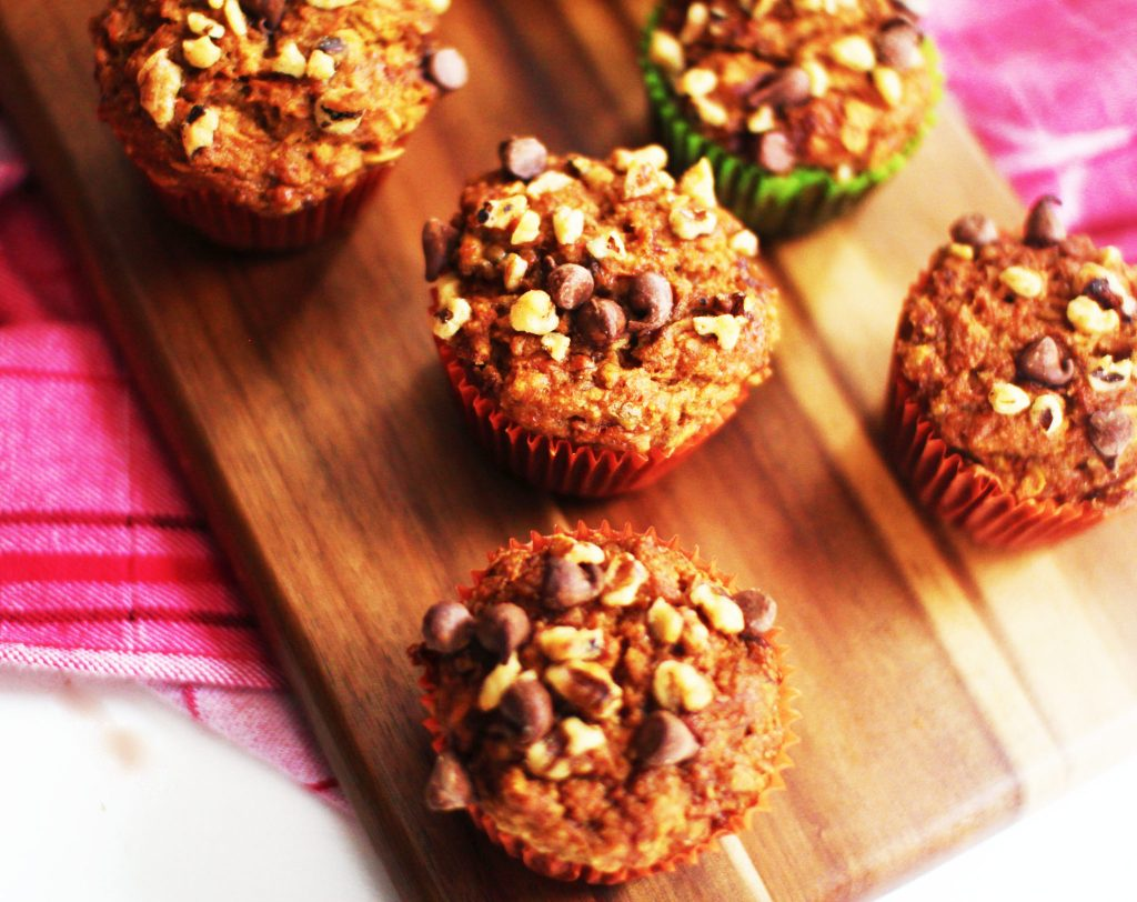 Carrot, Apple & Walnut Muffins_FINAL