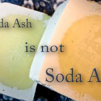 Soda Ash is not Soda Ash