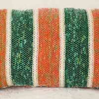 Silk Sari Pillow Fashioned on a Rigid Heddle Loom: Part II