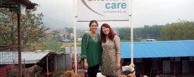 Anna and Sanjana Donates !!! We Appreciate Your Generosity.
