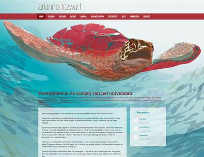 website_ariannedezwart