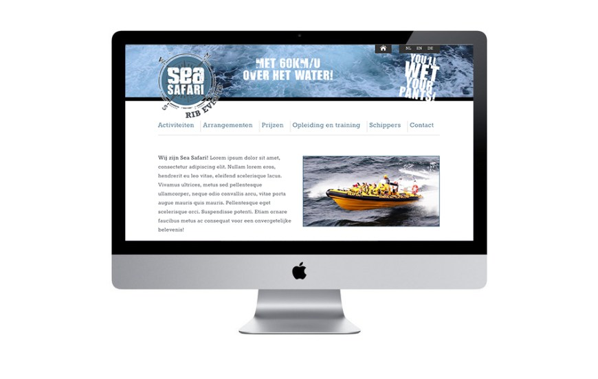 sea-safari.nl - RIB events