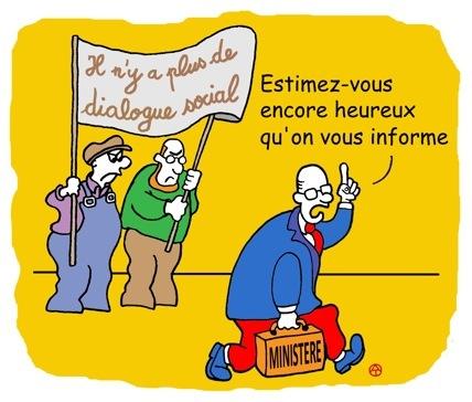 Projet mutation inter académique : le ministère récidive !
