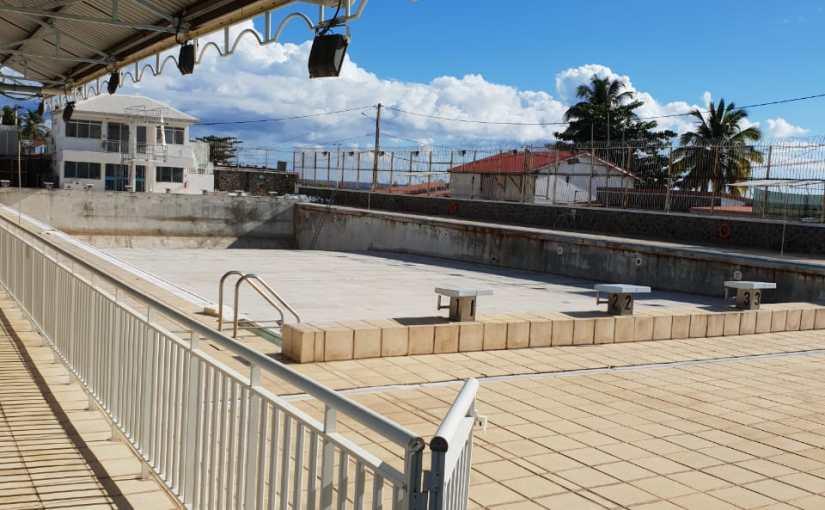 Communiqué de presse : Une piscine pour le Sud Basse Terre