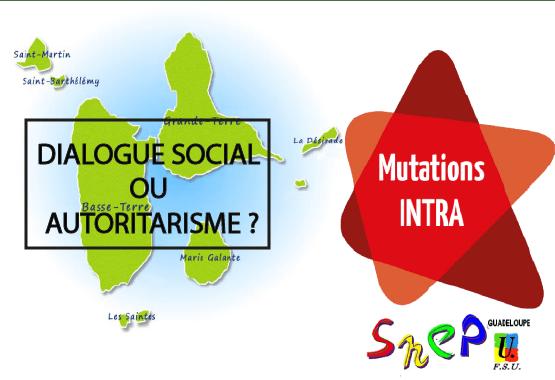 Mutation intra : Dialogue social ou autoritarisme ?