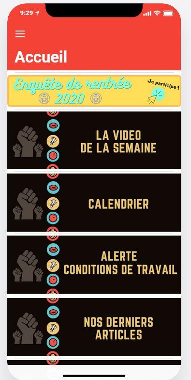 Acceuil/menu
