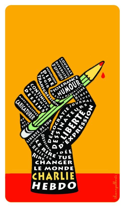 Charlie Hebdo Main