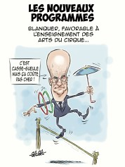 Blanquer EPS