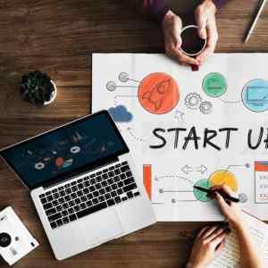 Startup Blog Website