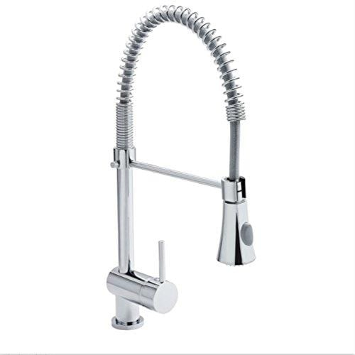 kitchen tap work tables premier kc314 single lever with pull out rinser snh