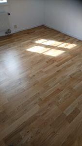 Lägga golv i Norrtälje