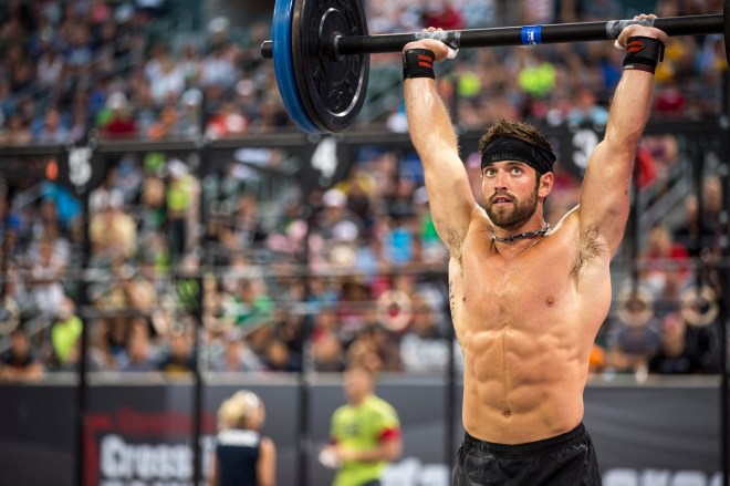 This is Rich Froning, this is not me.