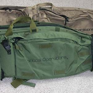 Drag Bags & Rifle Covers
