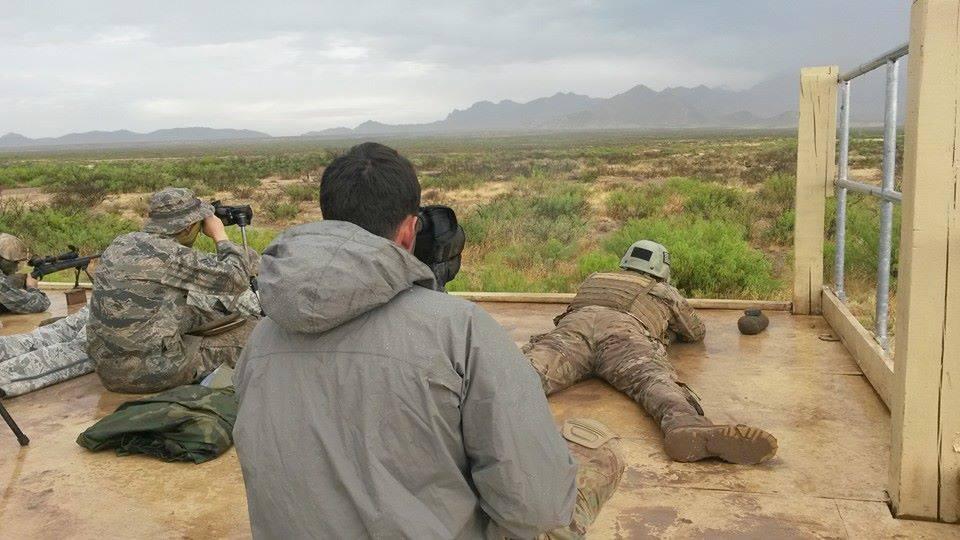 USAF Advanced Designated Marksman Course - Sniper Central