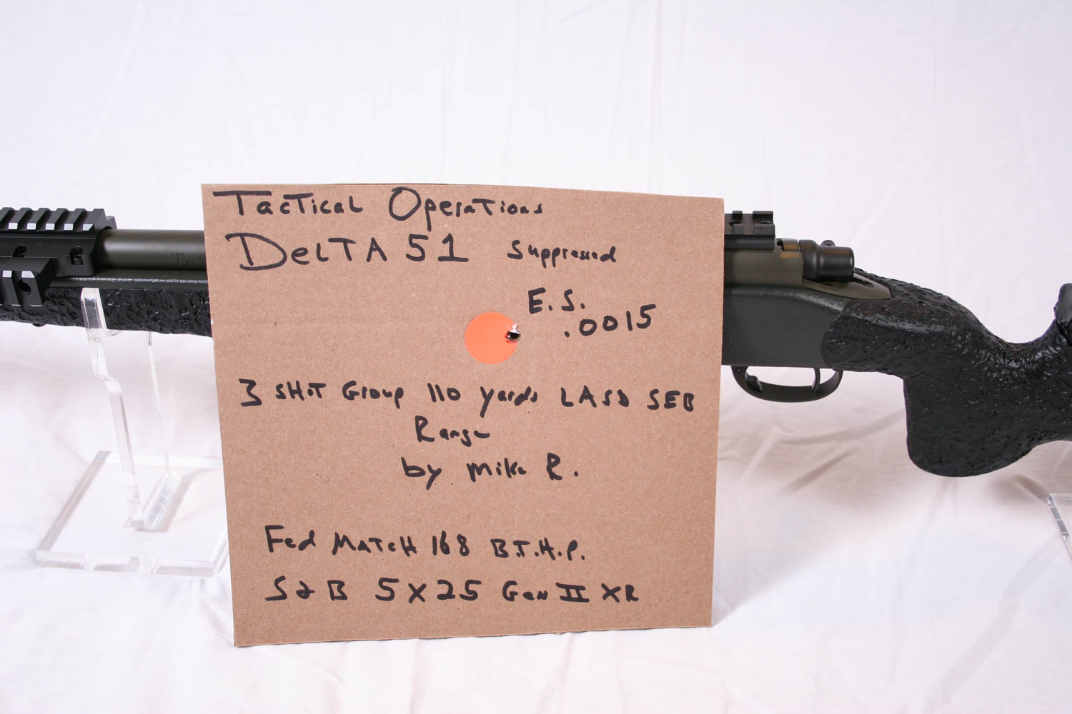 Tactical Operations Delta-51 - Sniper Central