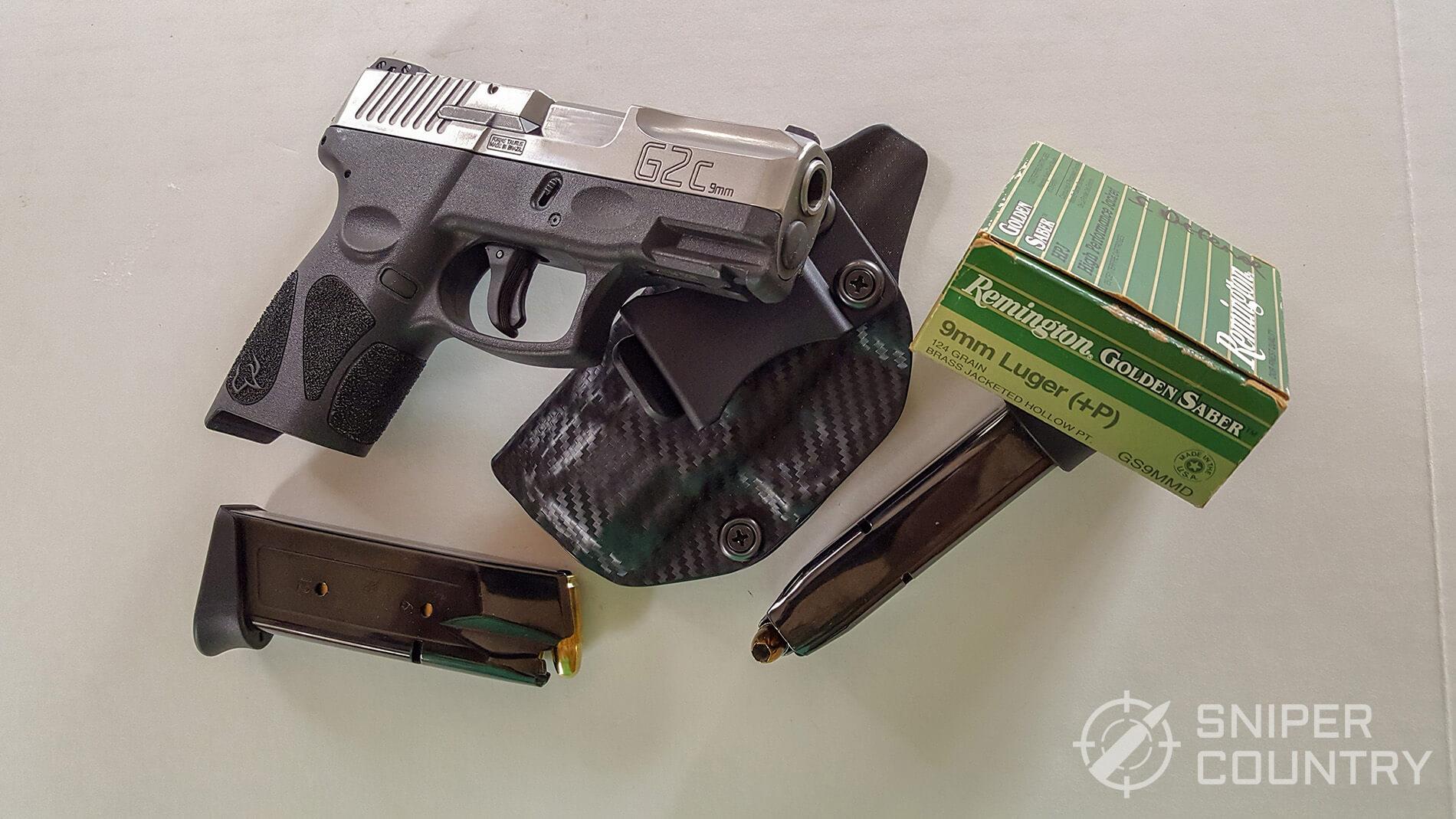 review taurus g2c 9mm
