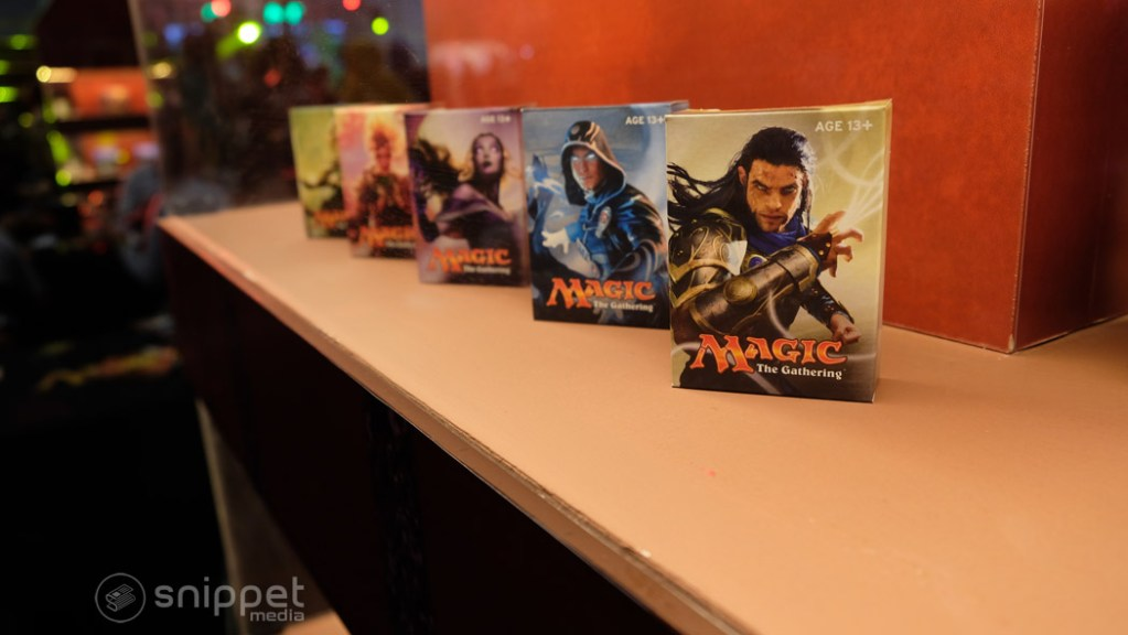 Magic The Gathering New Expansion Set