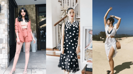 Seen on Instagram Top outfit styles to copy from your fave