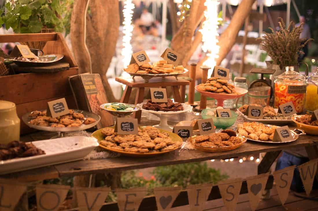 Bbq Wedding Reception Ideas