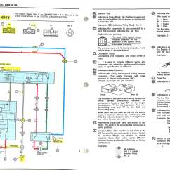 1988 Toyota 4runner Stereo Wiring Diagram Prs Dgt Need Info On Ecu Pinouts Manual Swap Page Tacoma