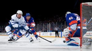 Leafs vs Islanders