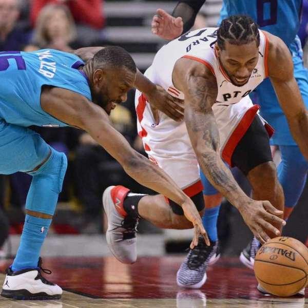 Raptors vs Hornets