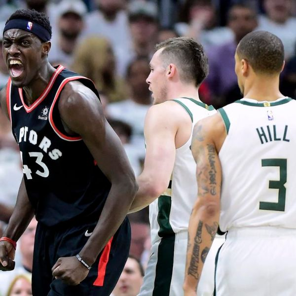Raptors vs Bucks 1
