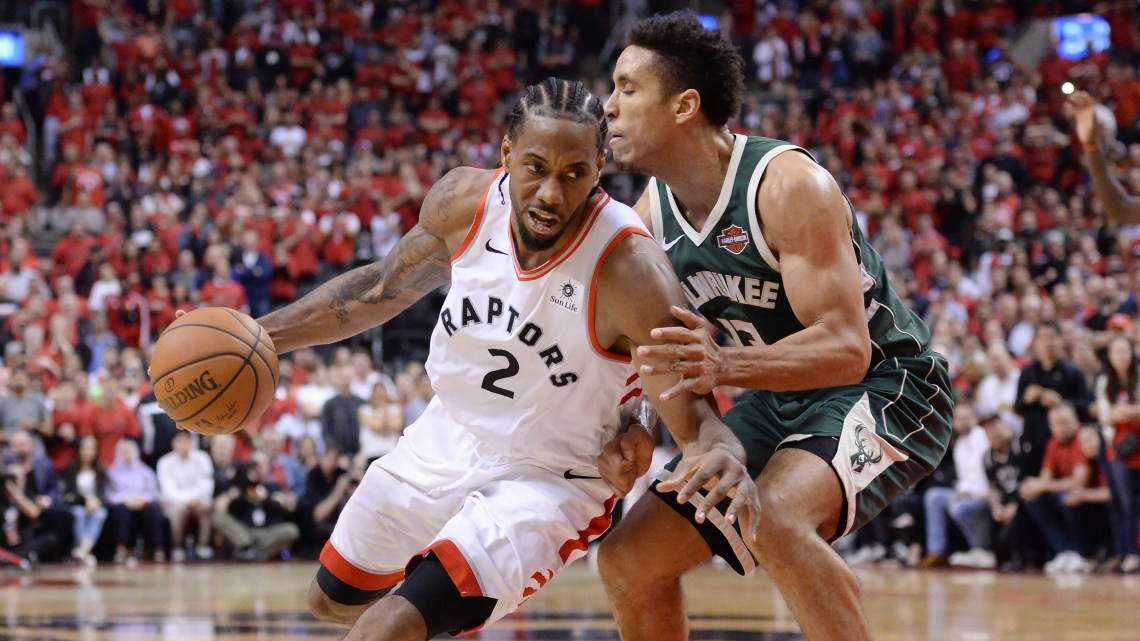 Raptors vs Bucks 3