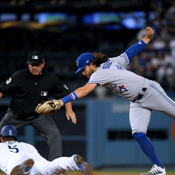 Blue Jays vs Dodgers