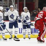 Maple Leafs vs Red Wings