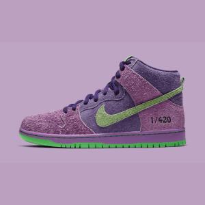Nike SB Dunk High 420