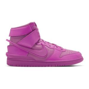 Ambush x Nike Dunk High Lethal Pink-2