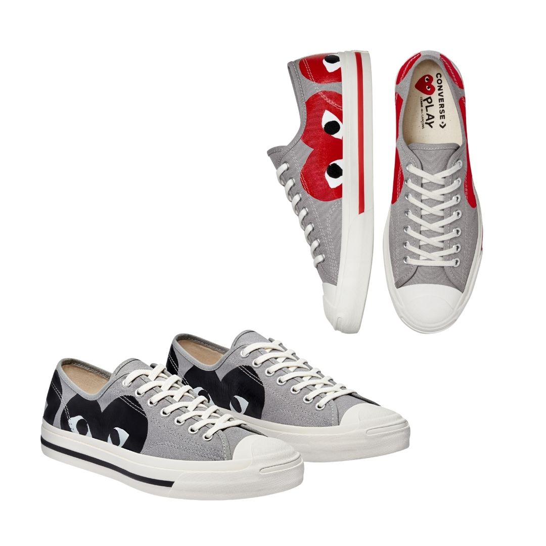 Converse x CDG Jack Purcell-2