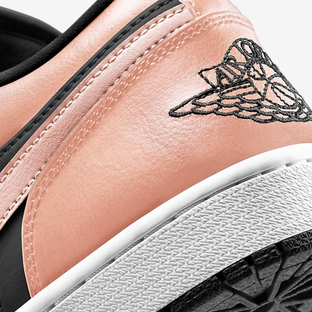 Air Jordan 1 Low Arctic Orange-2