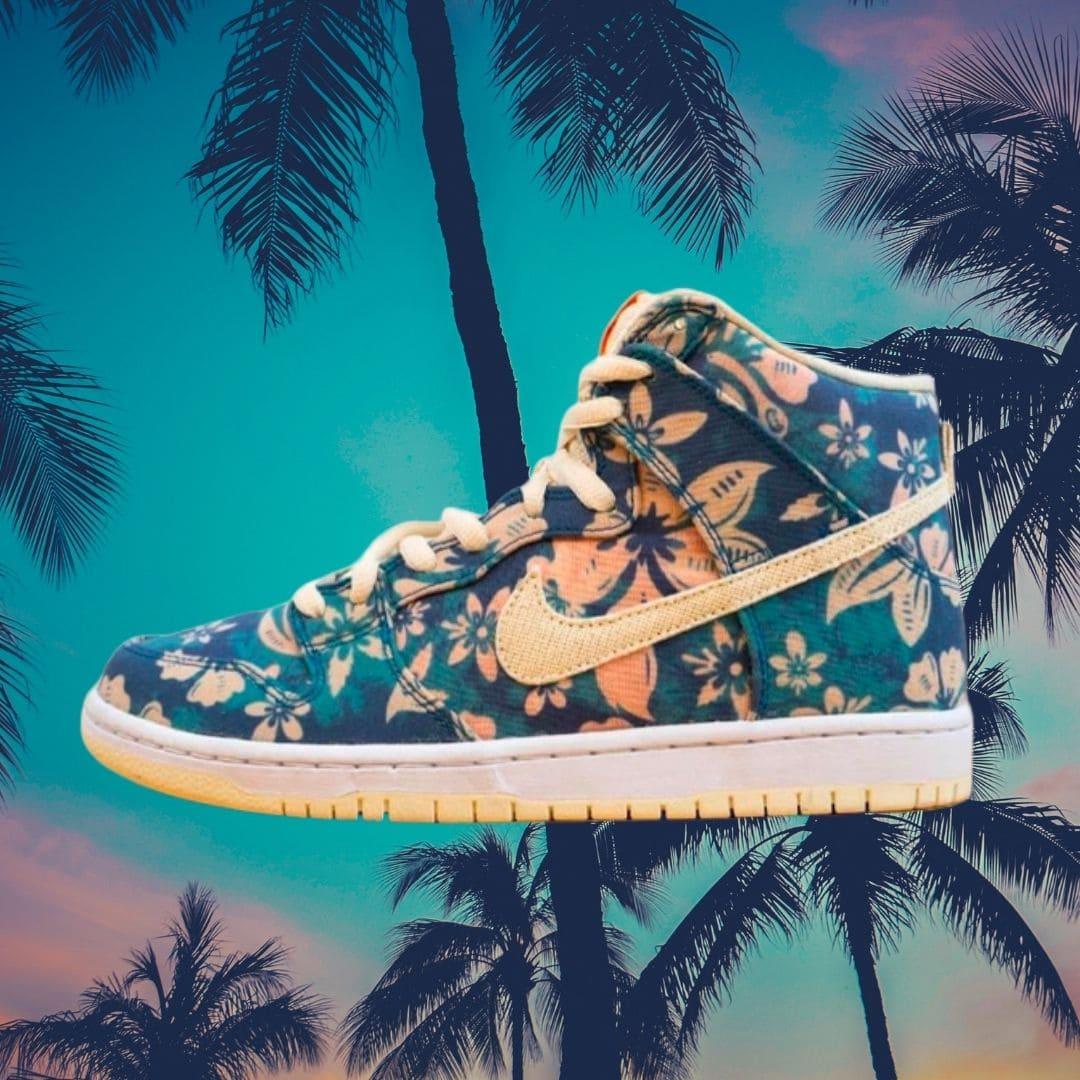 Nike SB Dunk High Maui Wowie-2