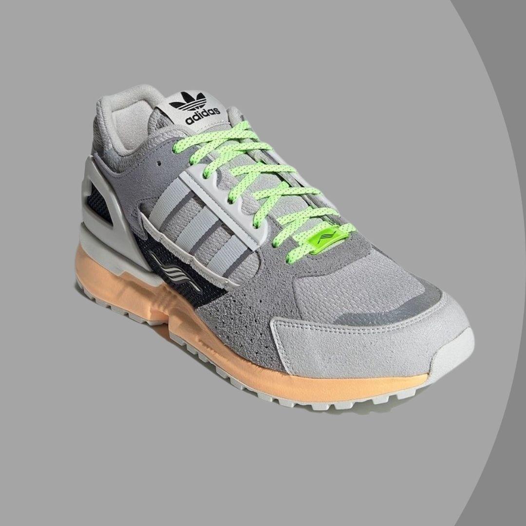 adidas ZX 10000 C Grey-2