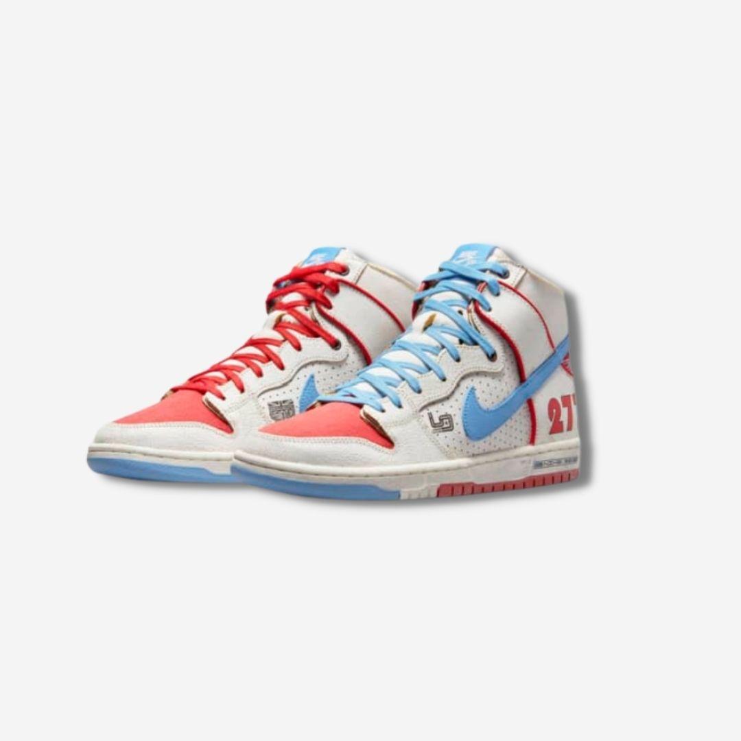 Ishod Wair x Magnus Walker x Nike SB Dunk High -2