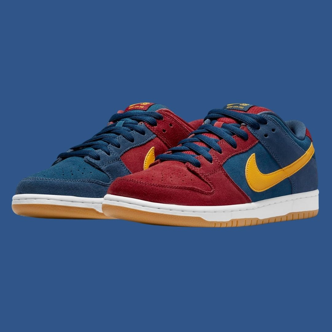 Nike SB Dunk Low Barcelona-2