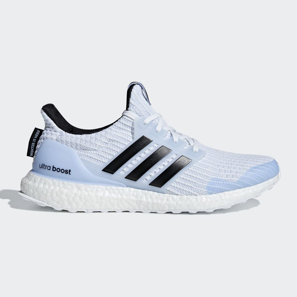 """Game Of Thrones x adidas Ultra Boost """"White Walker"""""""