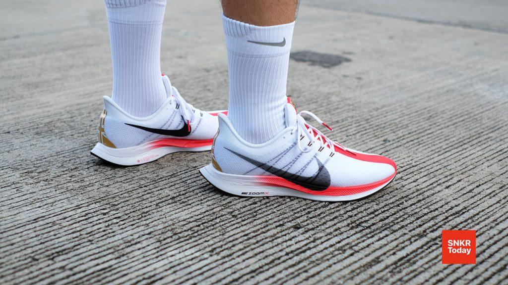 รีวิว Nike Zoom Pegasus Turbo Mo รองเท้าวิ่งติดเทอร์โบ
