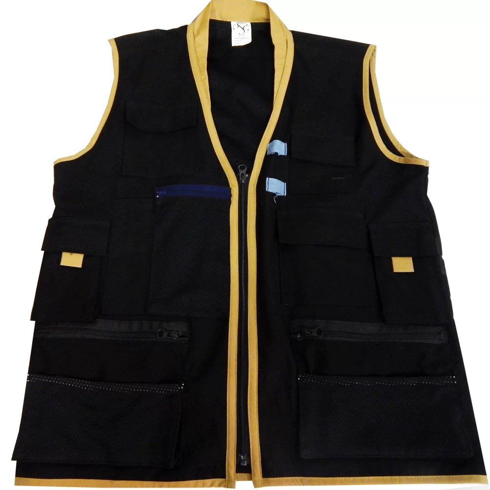 vest for photography