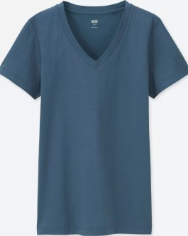 V Neck T-Shirt from Bangladesh