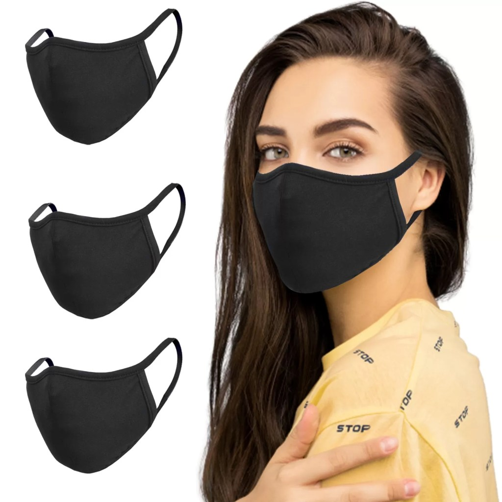 Cloth Face Mask Loop