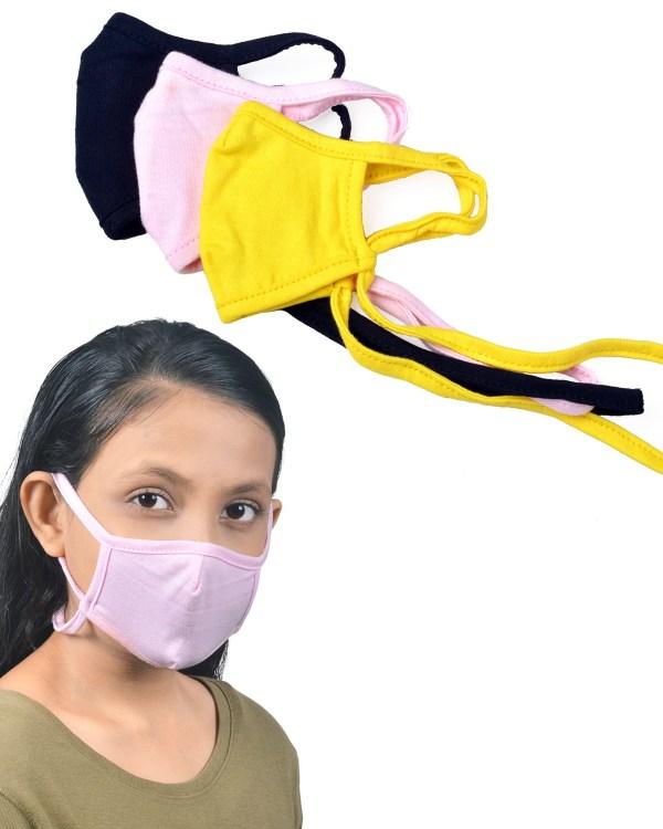 Kids Neck Strap Mask