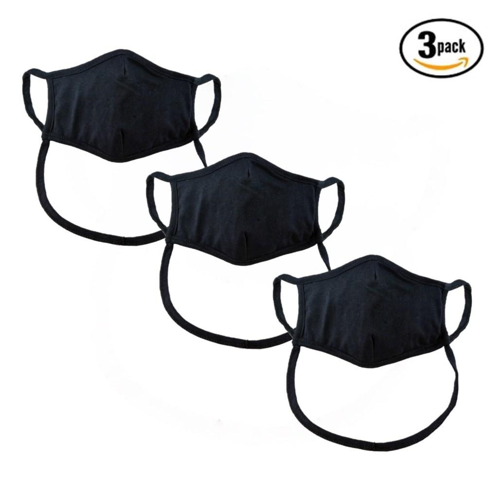 Neck Strap Cloth Face Mask