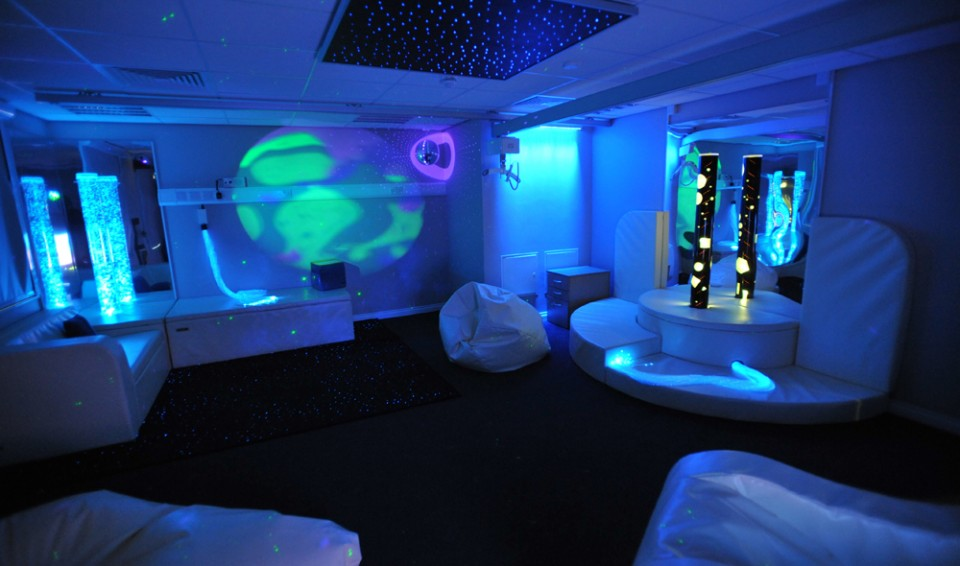 Snoezelen MultiSensory Environments  Sensory Rooms and Therapy Explained
