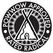 The PuckerFisk is Powwow Approved and Rated Radical