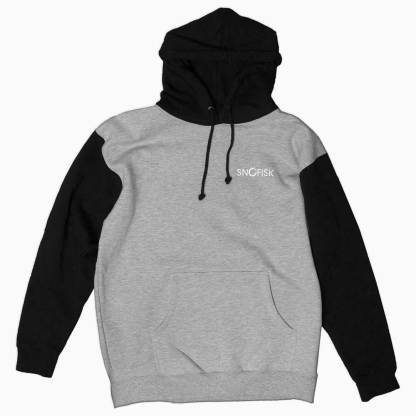 Snofisk hoodie front